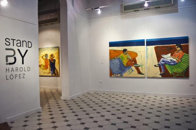 Galería Villa Manuela. La Habana. 2017