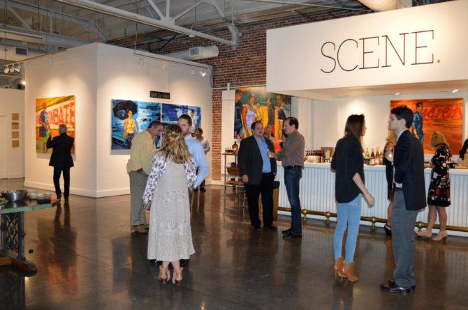 Scene Gallery. Birmingham, Alabama 2016