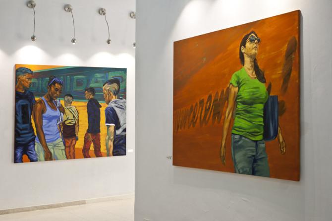 Expo Discurso Fragmentado Vol. II - Galería Artis 718