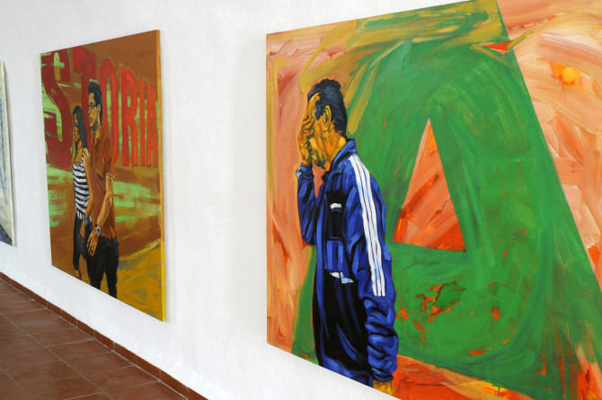 12 Bienal de la Habana 2015. Morro-Cabaña.