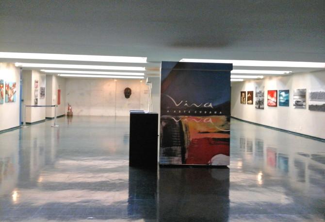 expo Miradas-Cámara de Diputados, Brasilia.