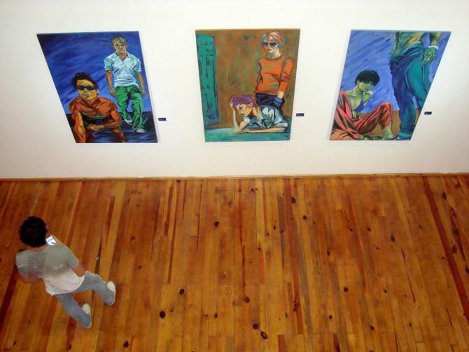 Galería Alva de la Canal, Xalapa, 2013