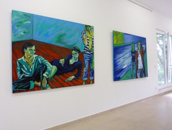 atelierhaus-westfalenhuette . Dortmund. Alemania. 2012