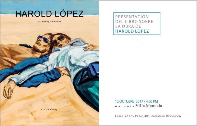 Invitación Libro Harold López